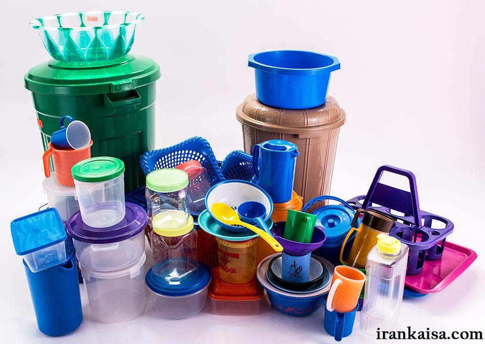 تاریحچه تولید پلاستیک